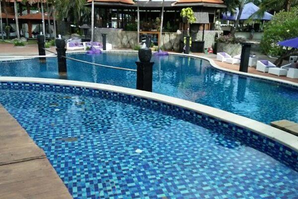 perawatan pool dari dadis