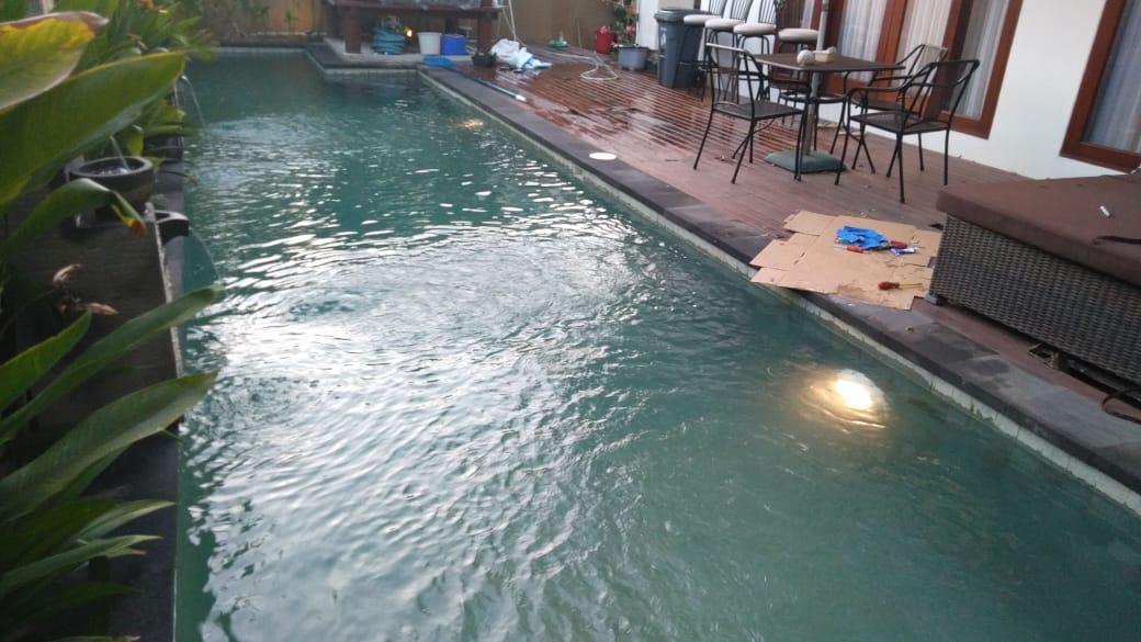lampu kolam renang bali