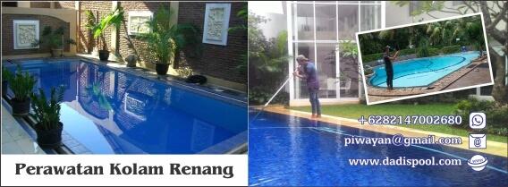 perawatan kolam renang di bali