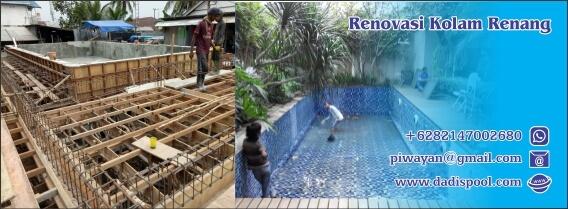 renovasi kolam renang di bali